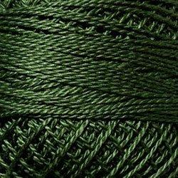 Valdani Pearl Cotton Sz8-Olive Green Dark-823