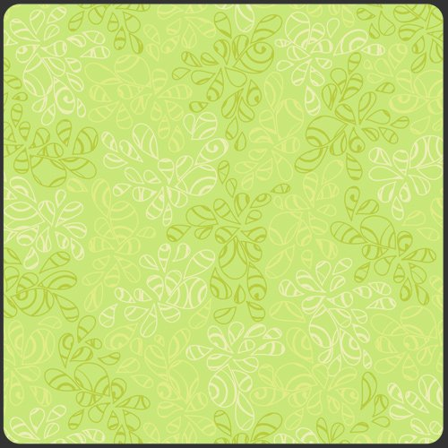 ART GALLERY-NATURE ELEMENTS-LIME SHERBET
