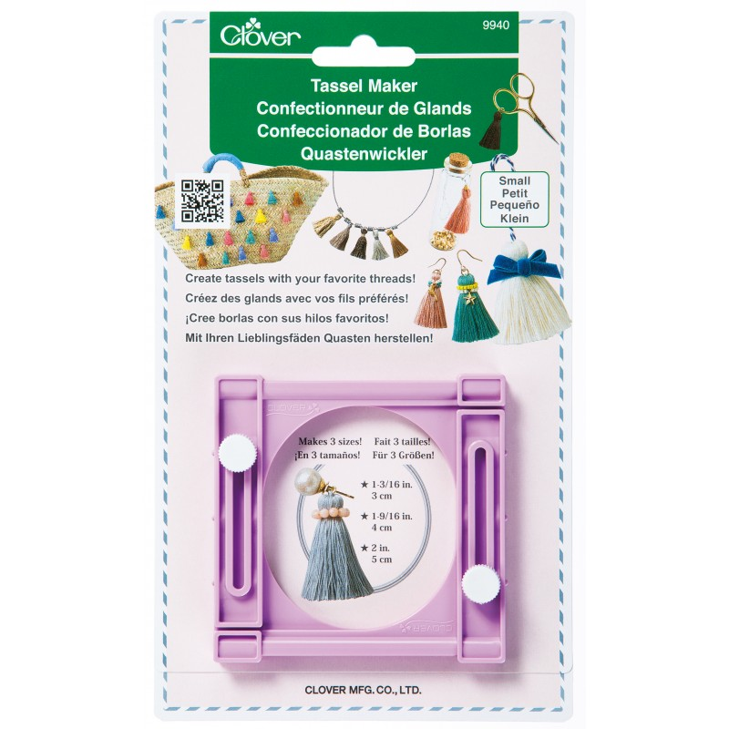 Clover - Tassel Maker (small)