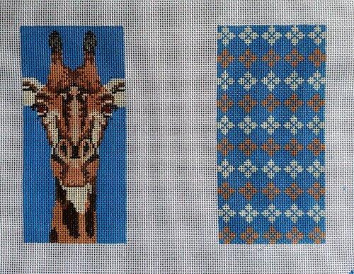 Eyeglass:Giraffe Double Eyeglass Case