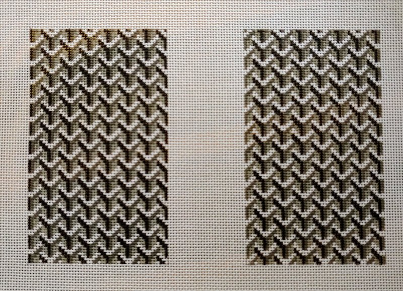 Y Pattern:Y Pattern Clutch Back Black
