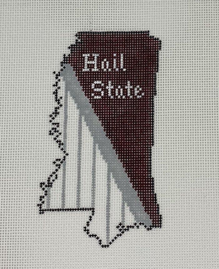 Mississippi w/Hail State