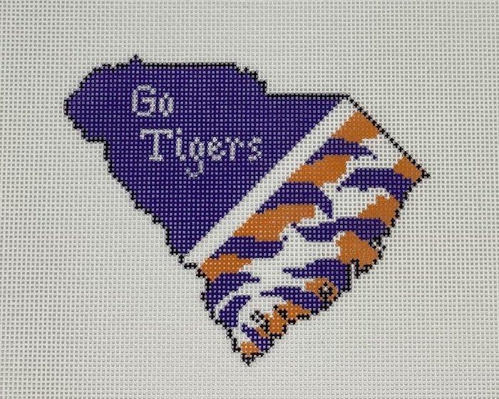 South Carolina w/Go Tigers