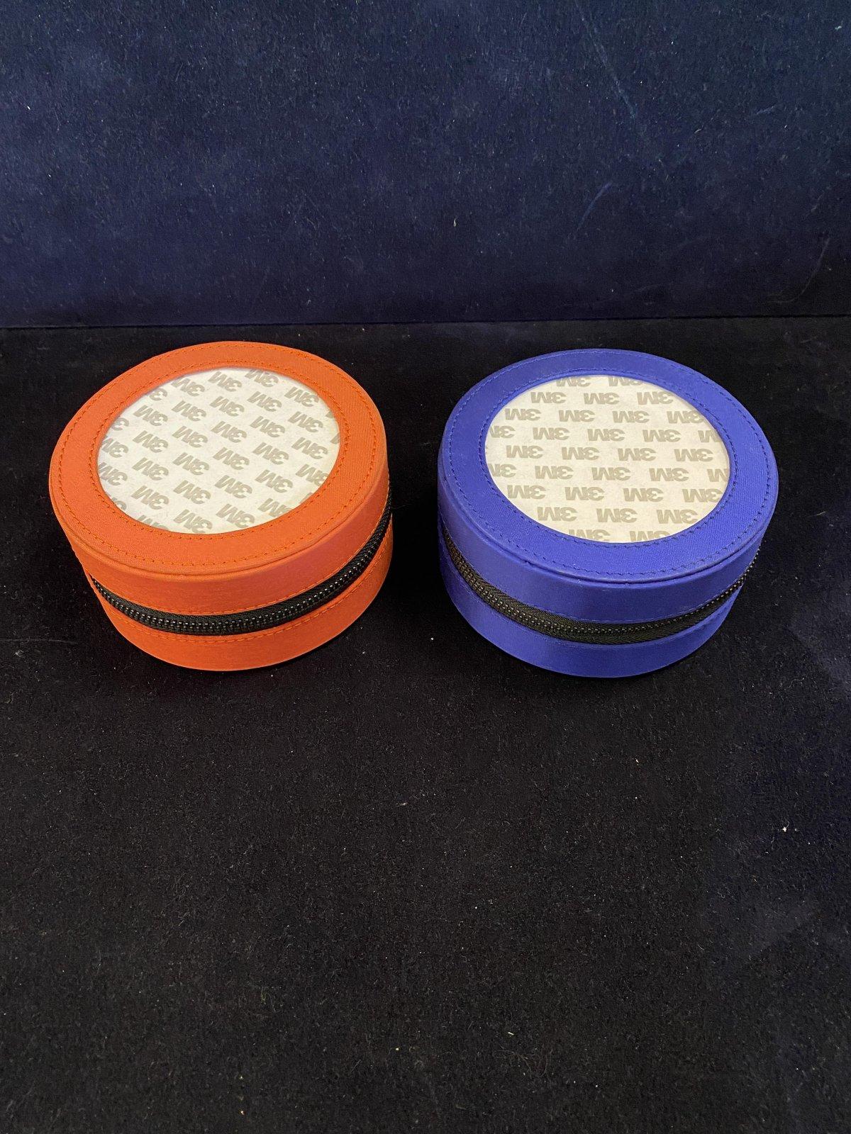 Round Fabric Box