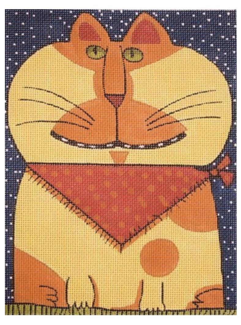 Cat With Bandanna © Frank Bielec