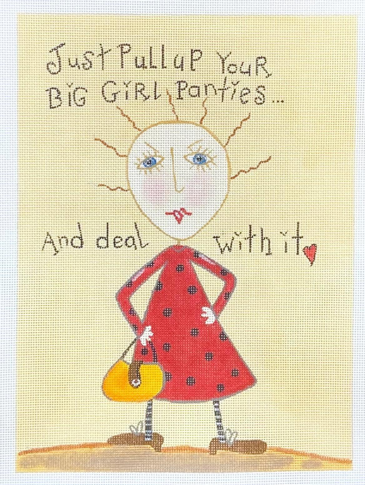 Deal With It © Pam Warden/Applejack Licensing