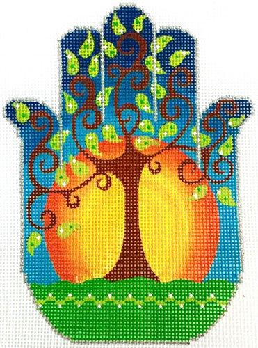 Tree of Life Hamsa