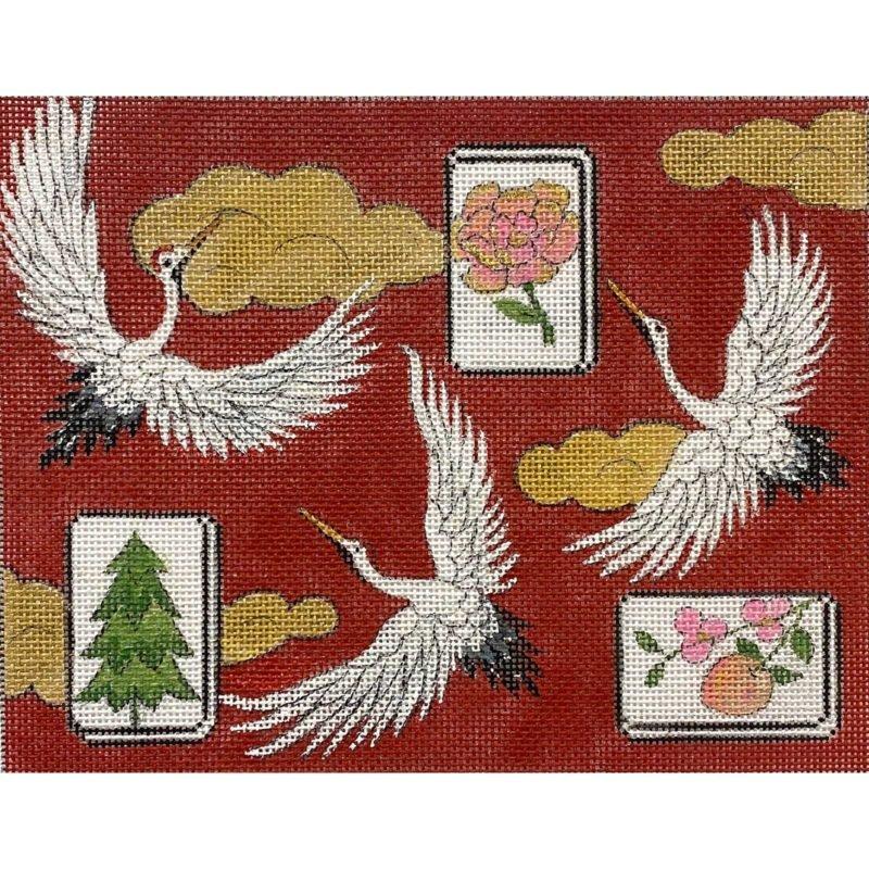 Cranes Mahjongg