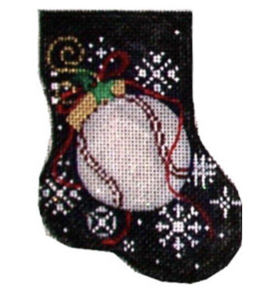 Baseball Mini Sock