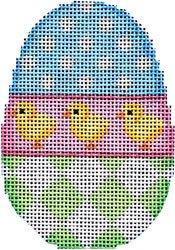 Dots/Chick/Harlequin Egg