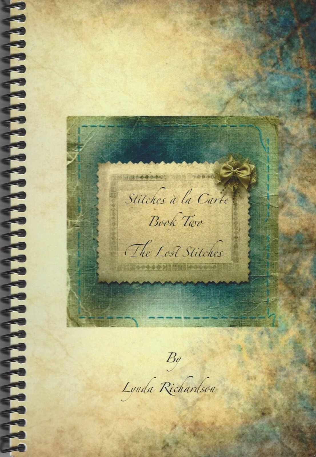 Stitches a la Carte Book 2: The Lost Stitches