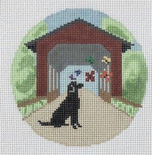 Rainbow Bridge - Black Dog (4.25in)