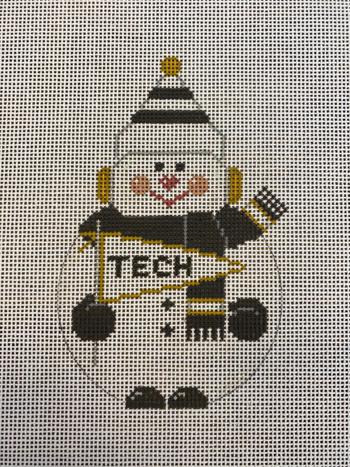 Tech Snowman