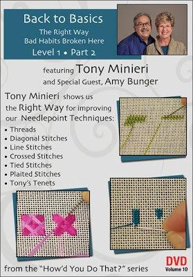 Back to Basics DVD - Level 2 (Tony Minieri DVD series)