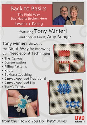 Back to Basics DVD - Level 3 (Tony Minieri DVD series)