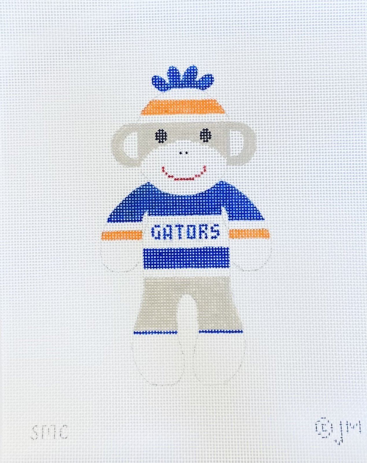 University of Florida Sock Monkey