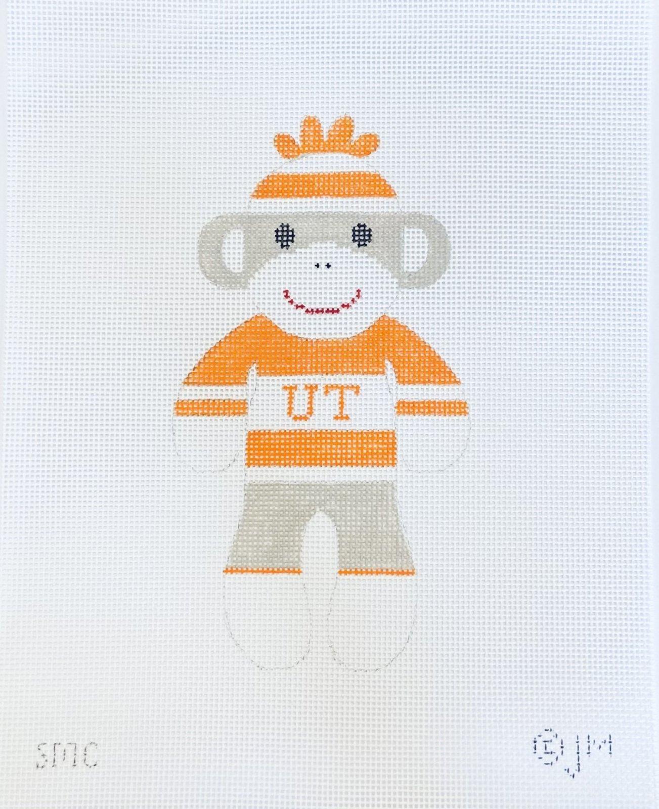 University of Tennessee Sock Monkey