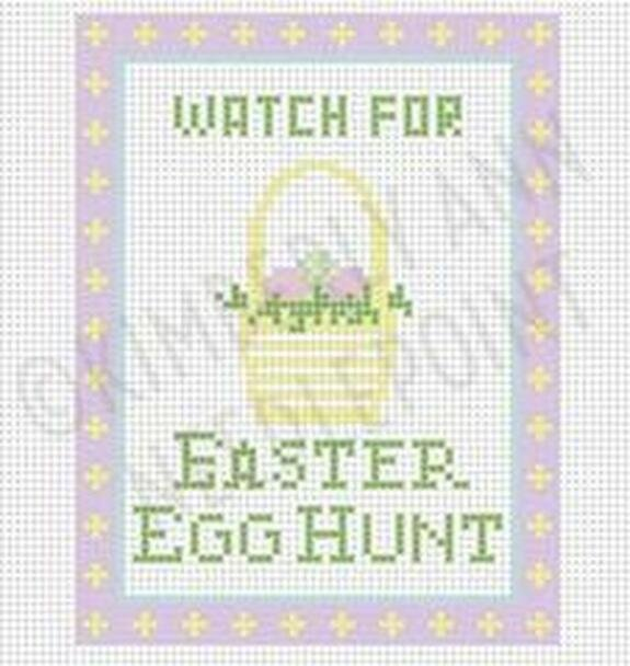 Watch for Egg Hunt