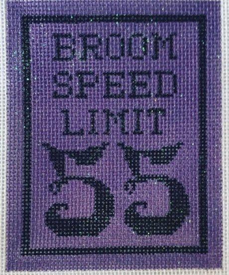 Broom Speed Limit 55