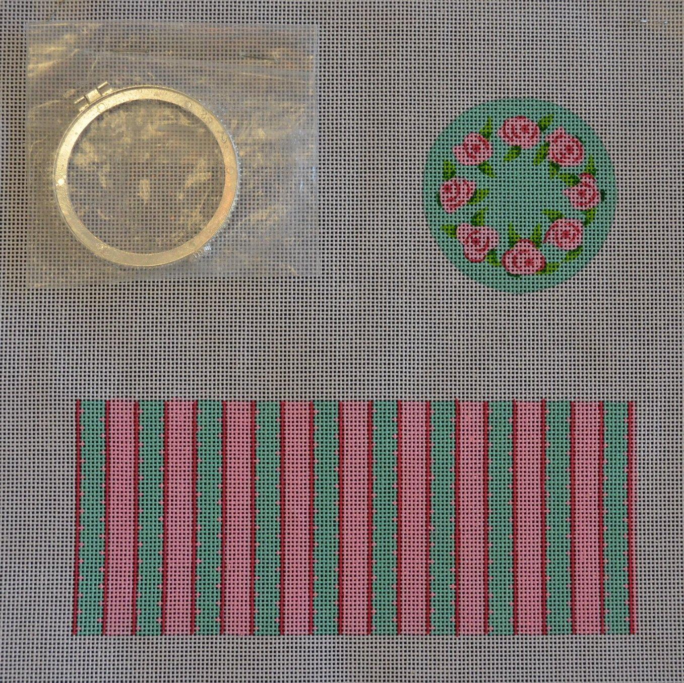 Roses & Stripes box