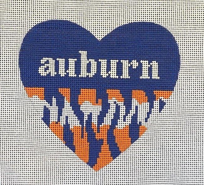 Auburn Heart - 13m