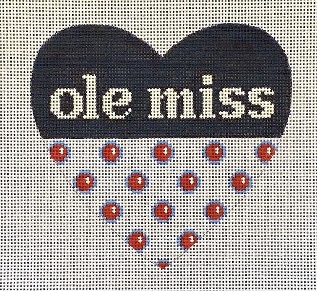 Ole Miss - 13m