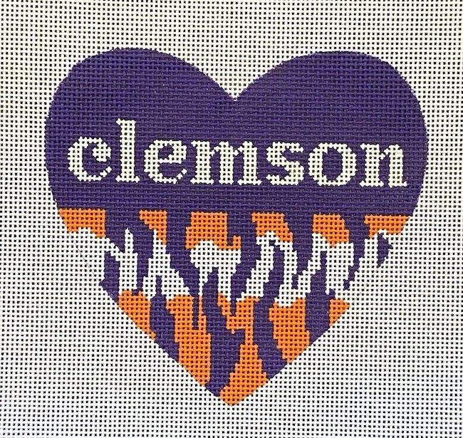 Clemson - 13m