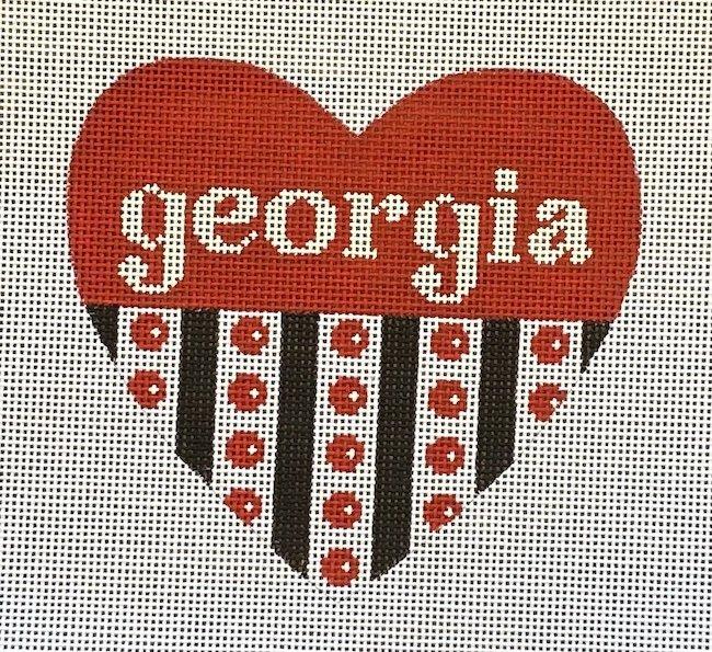Georgia Heart - 13m