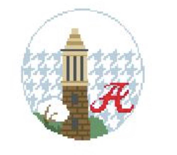 University of Alabama Round