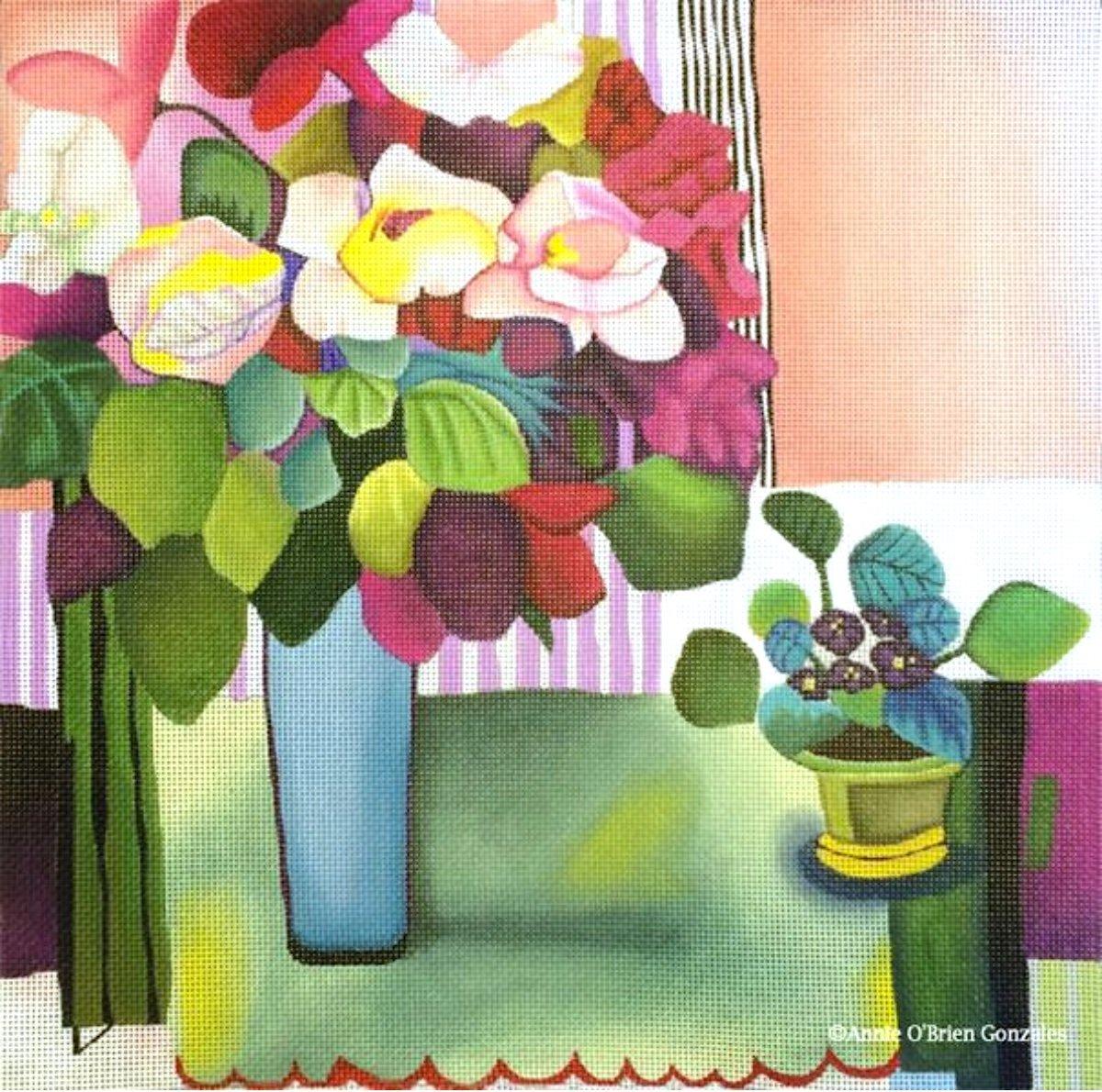 Bouquet & Poppies