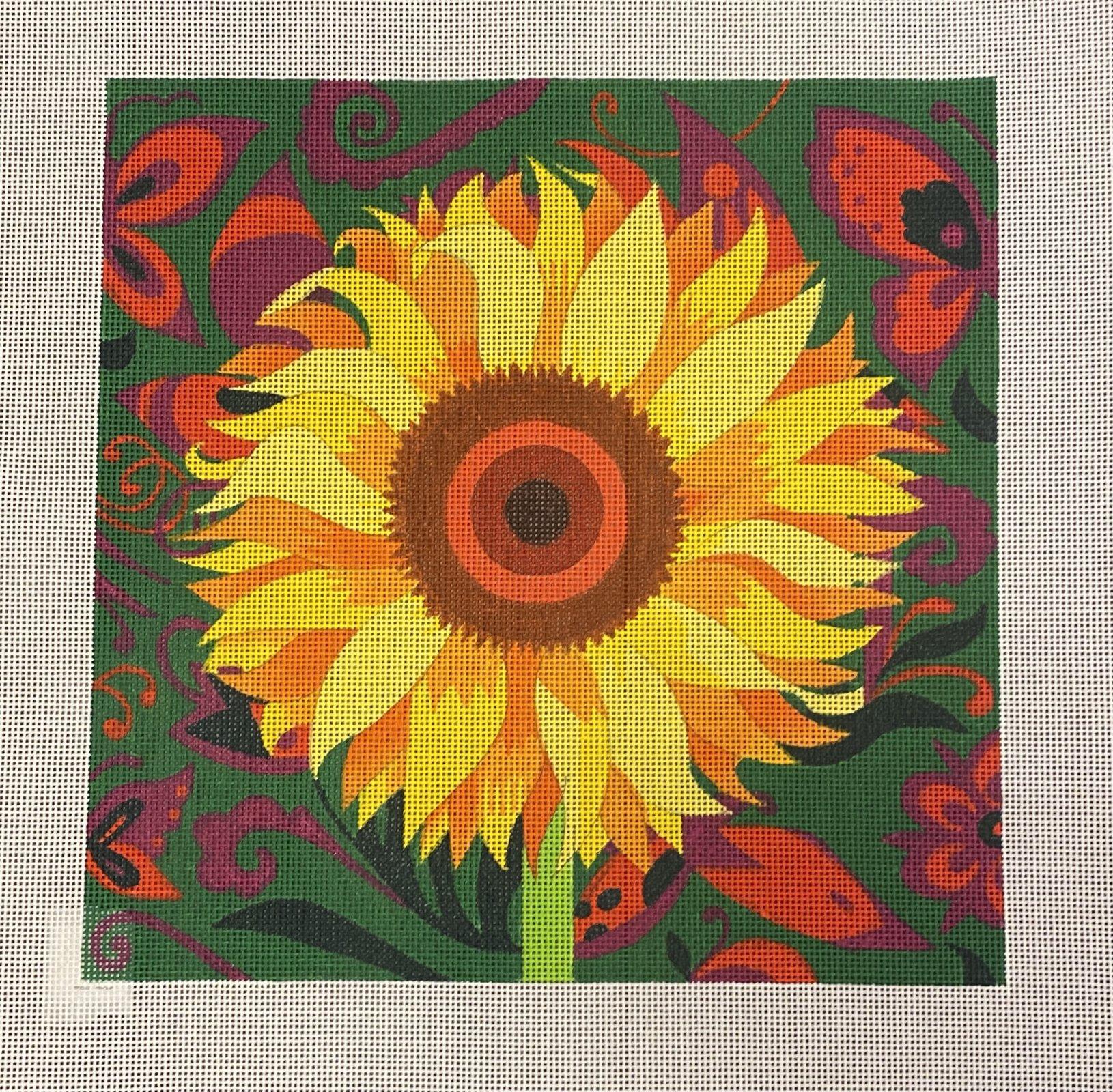 Jane Tattersfield Sunflower Canvas