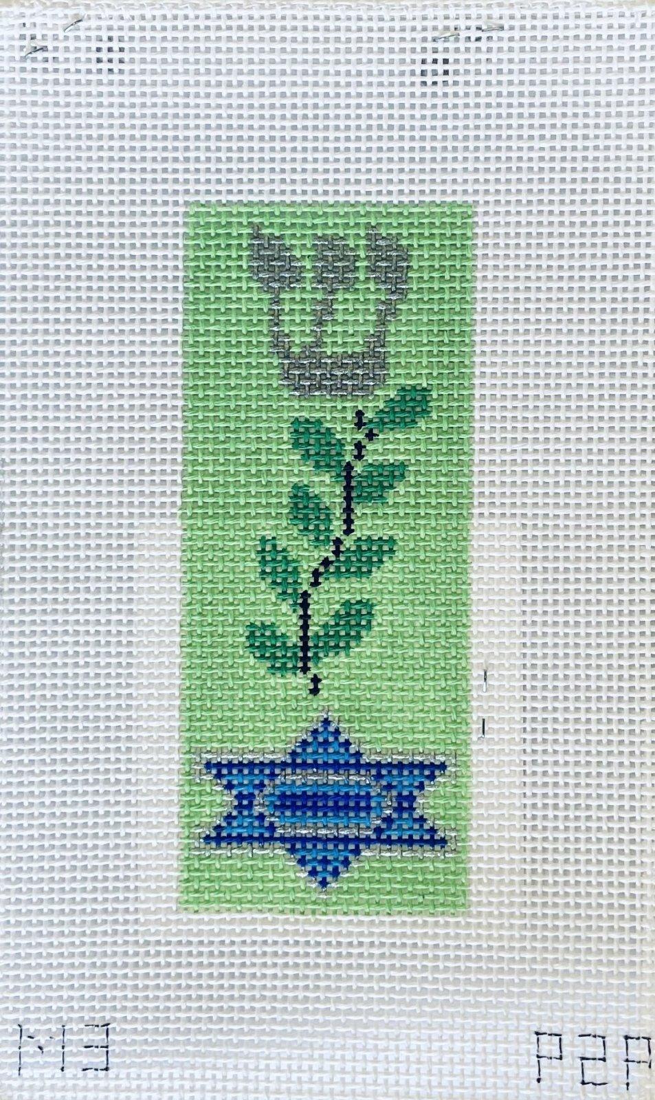 Olive Branch Mezuzah