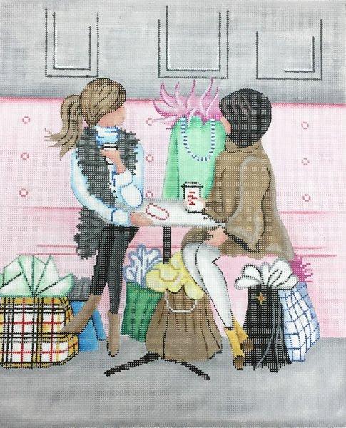 2 Ladies Shopping