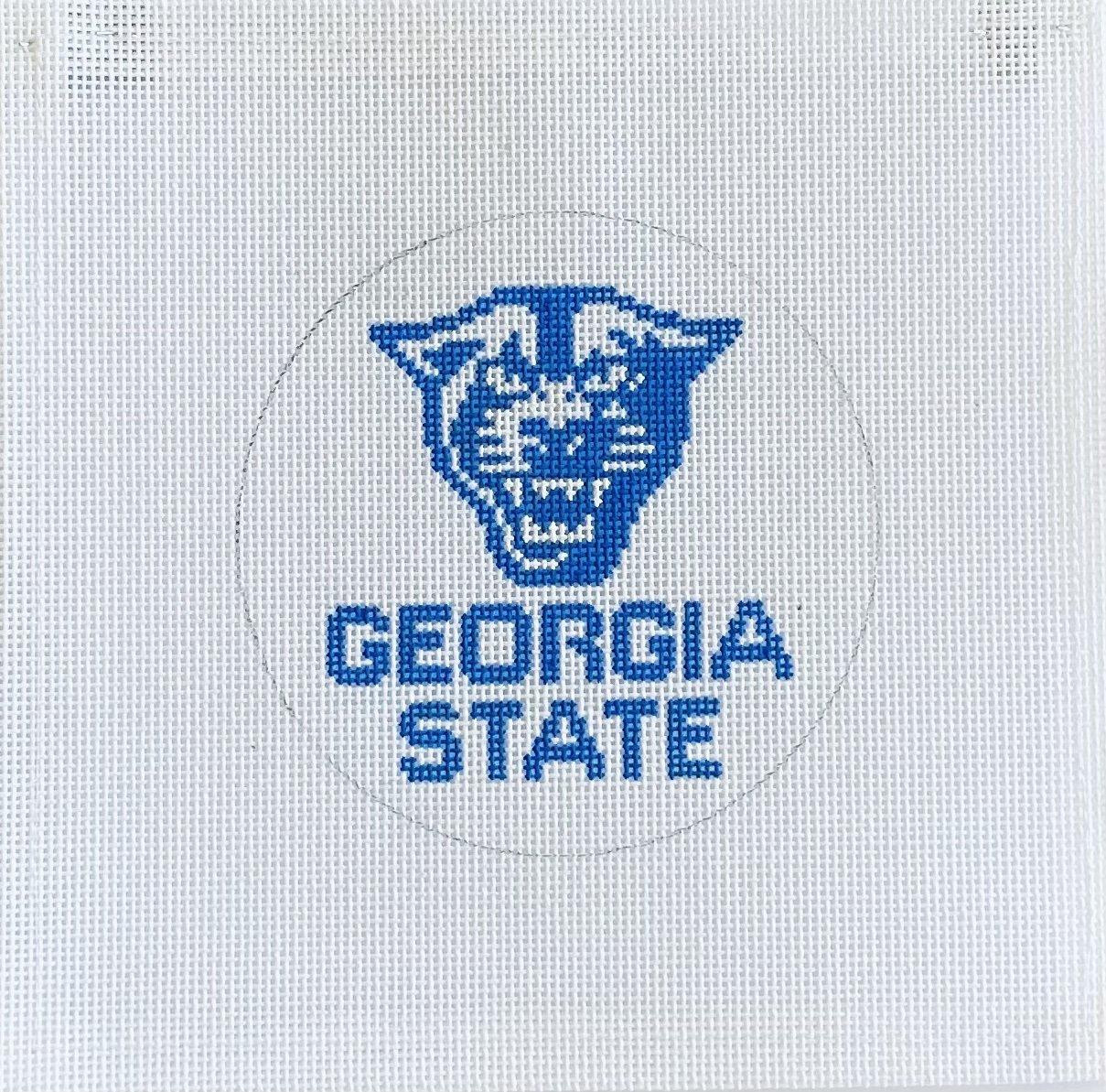 Georgia State Panther Round