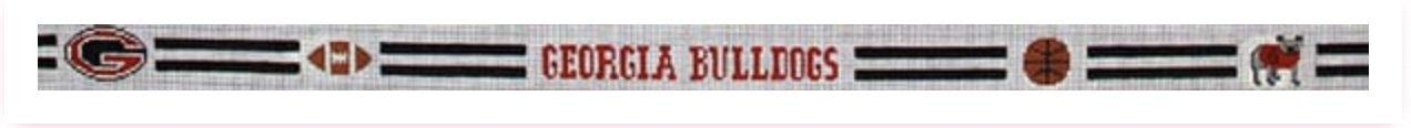 Belt - UGA Stripe Belt