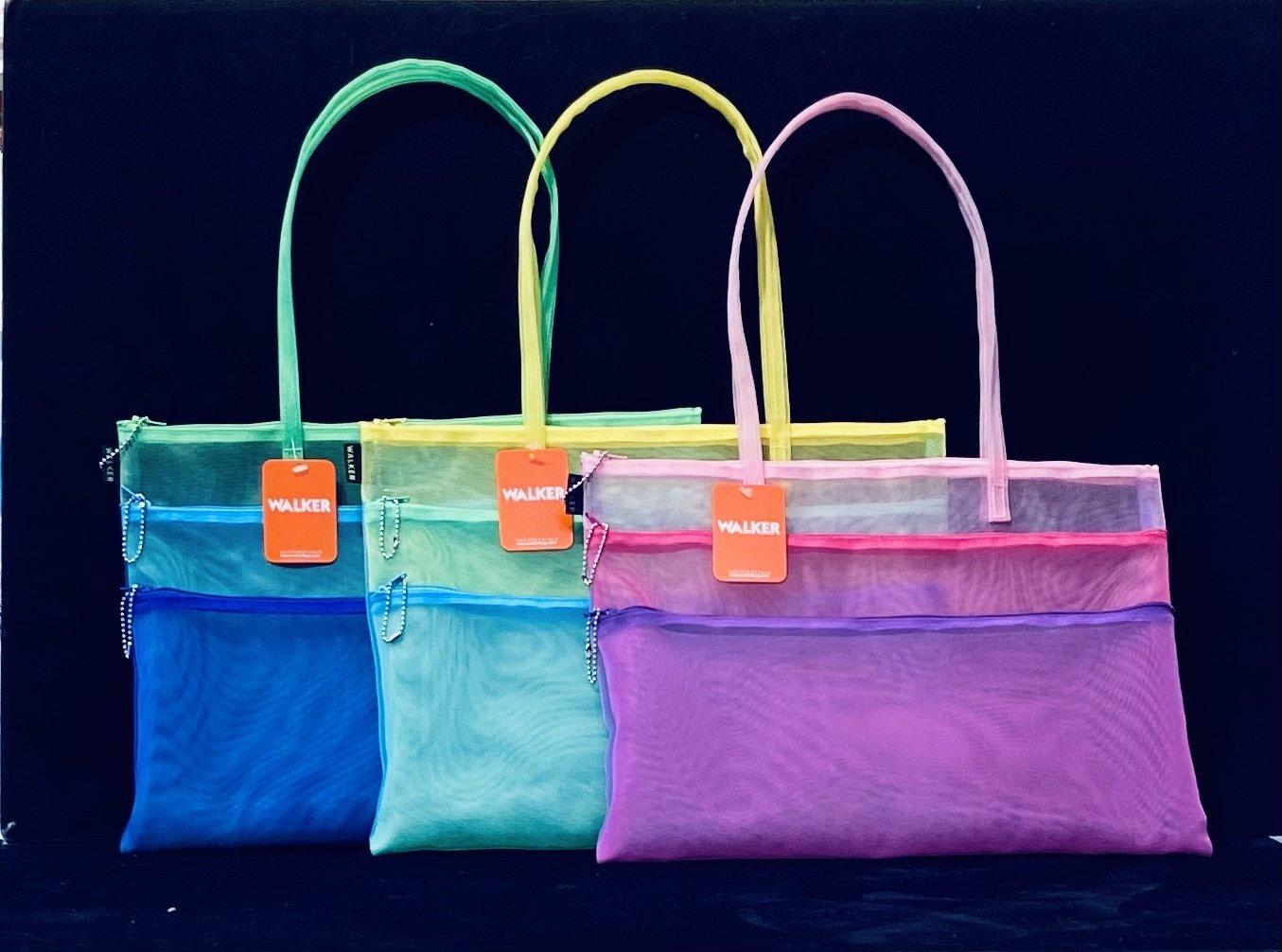 Walker Bags-Triple Zip with Handle (11 x 14)