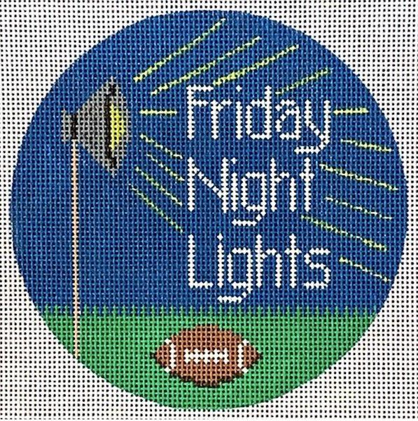 ornament, …Friday Night Lights (Footbal)