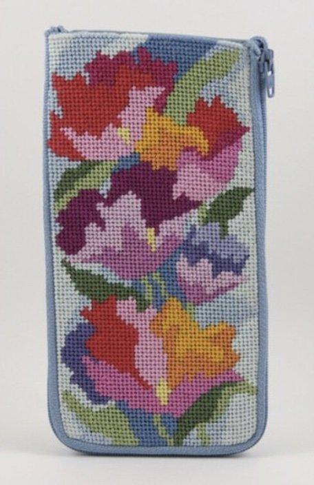 Stitch and Zip Eyeglass/Phone Case