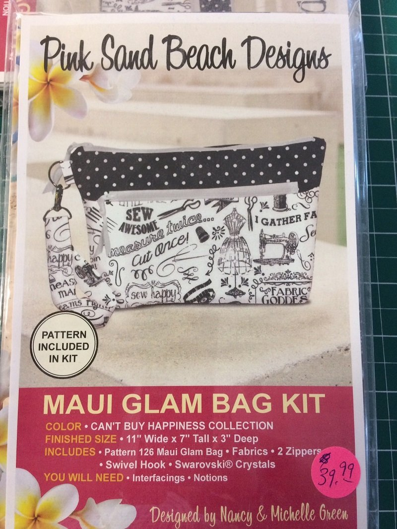 Can't Buy Happiness Maui Glam Bag Kit