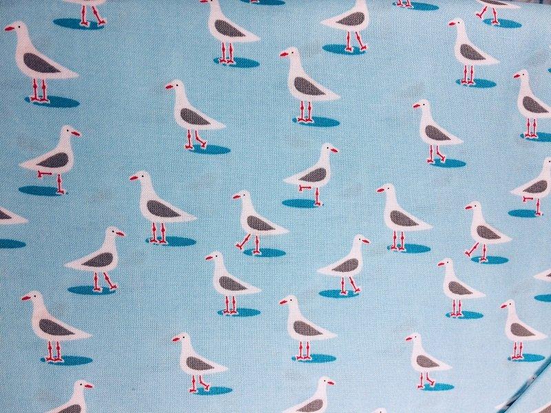 Light Blue Seagulls rockpool
