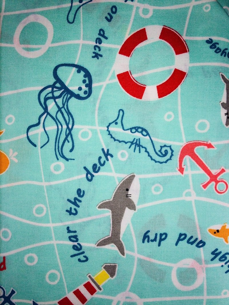 Rockpool Nautical Things  Aqua