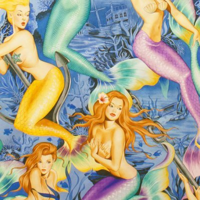 AH Sea Sirens Blue
