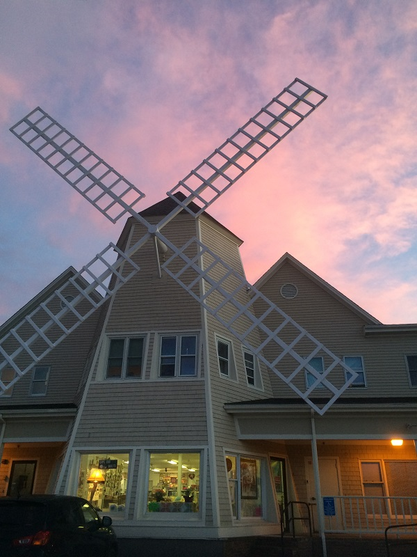 Cape Cod Quilts and Cottages Windmill Plaza