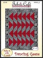 3-Yard Quilt Pattern Dancing Geese