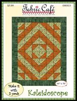 3-Yard Quilt Pattern Kaleidoscope