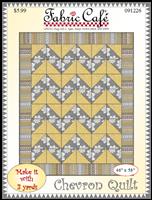 3-Yard Quilt Pattern Chevron