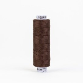Konfetti 50# 3 Ply Cotton Thread 200m MiniSpool - 803-Dark Brown