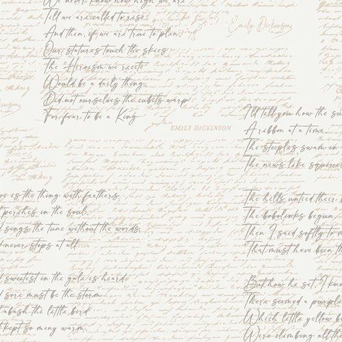 AGF Soften the Volume Poetic Manuscripts 11609