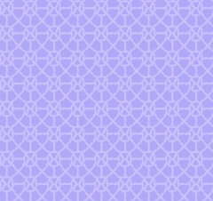 Wisc Shop Hop 2021 Purple Goemetric Print