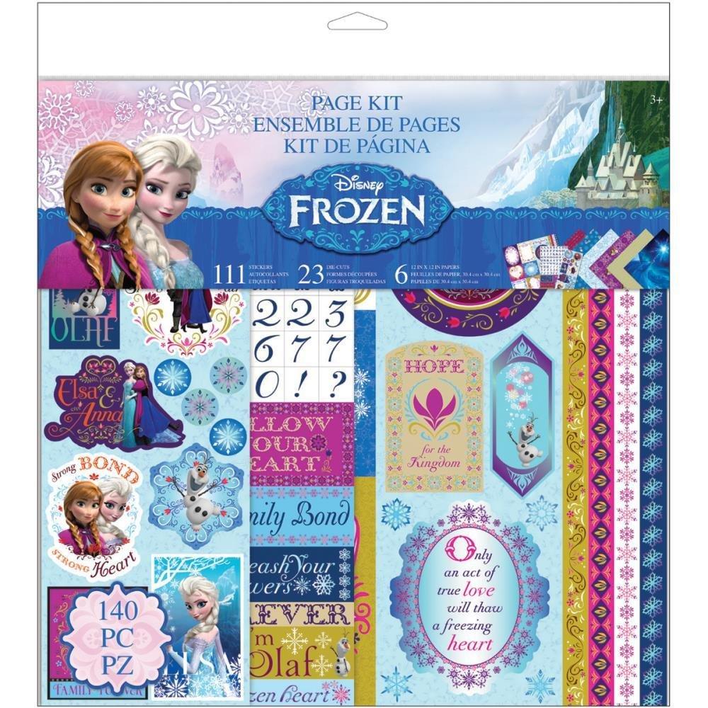 Disney Page Kit 12x12' -  Frozen